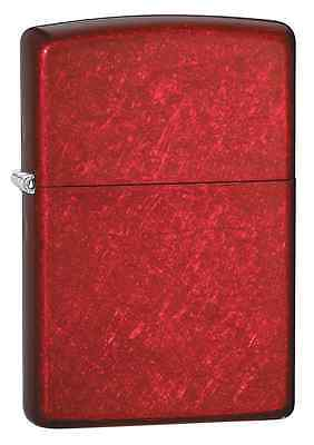 Zippo 21063, Candy Apple Red Finish Lighter, Pipe Insert (PL)