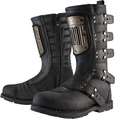 Icon 1000 Elsinore HP Mens Boots Black