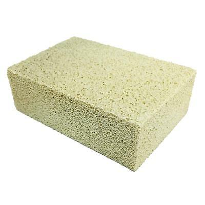 Dry cleaning and soot remover sponge
