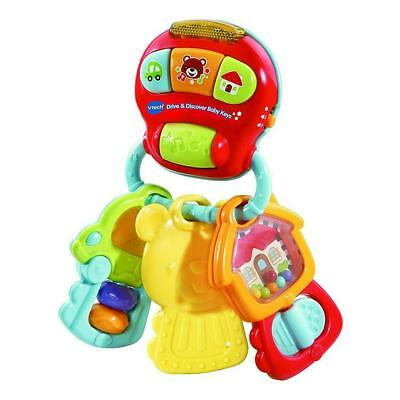 VTech Drive & Discover Baby Keys Free Shipping!