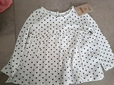 cotton on baby long sleeve top size 2