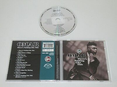 Omar/ THERE'S Nothing like This (Talkin Loud 510 021-2) CD Album