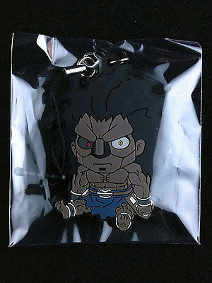 Fate/stay night UBW Petanko Rubber Strap Key Chain Berserker Heracles New
