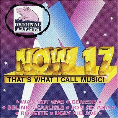 Various Artists - Now That's What I Call Music 17 (... - Various Artists CD PGVG
