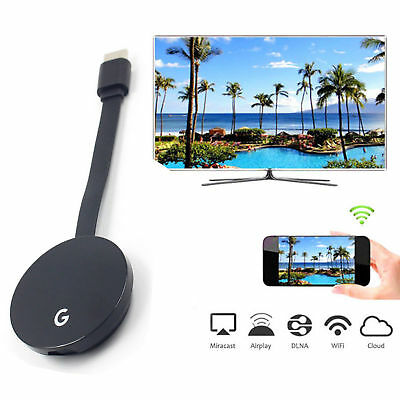 Für Google Chromecast 2 Digital HDMI Media Video Streamer WIFI TV Dongle 1080P