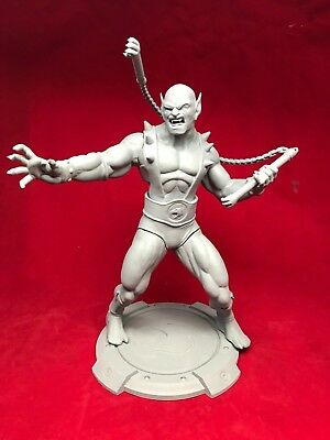Thundercats Panthro Resin Fan Art Garage Figure kit 1/8 Scale