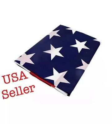 USA American Flag with Brass Grommets 3x5 feet America United Patriotism