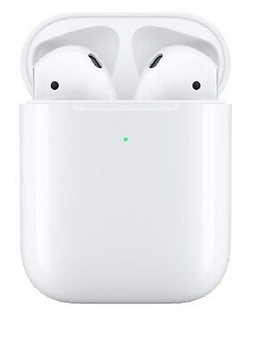 BRAND NEW GENUINE & SEALED Apple AirPods 2nd Generation & Charging Case 2019