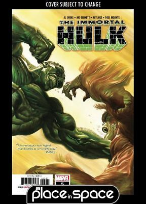 The Immortal Hulk #5A (Wk36)