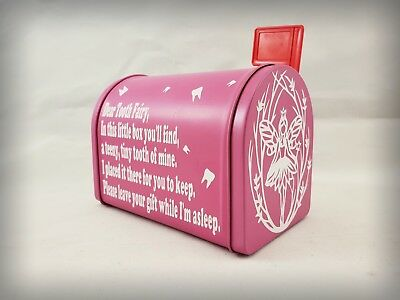 Tooth Fairy Mail boxes