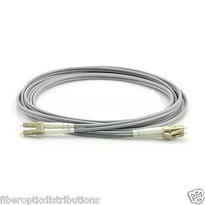 100m LC/UPC to LC/UPC Duplex Multimode 62.5/125 OM1 Armored Patch Cable