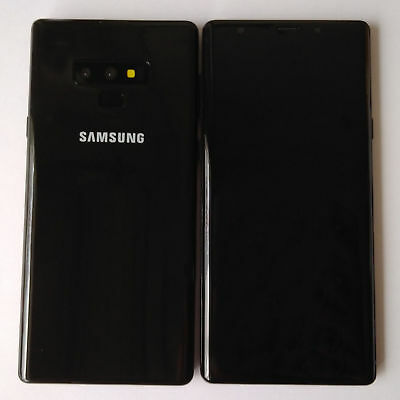 Dummy 1:1 Non-Working Shop Display Phone Model For Samsung Galaxy Note 9 Black-B