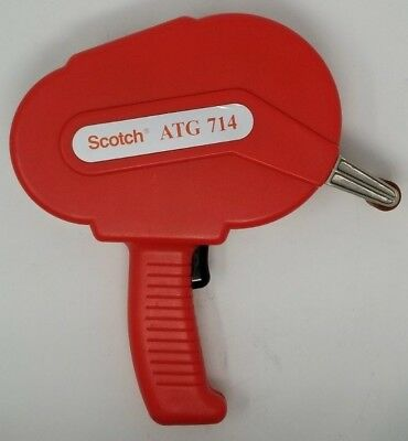 "Scotch ATG 714 Adhesive Transfer Applicator Tape Dispenser For 1/4"" Tape"
