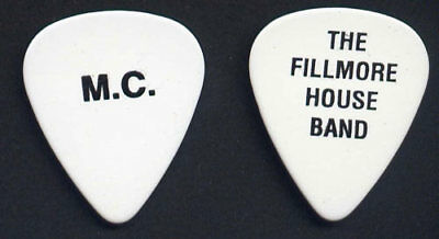 Tom Petty RARE Fillmore House Band 1997 Mike Campbell Guitar Pick - SF only