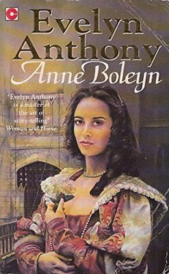 Anne Boleyn by Anthony, Evelyn Paperback Book The Cheap Fast Free Post