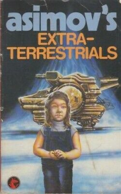 Asimov's Extraterrestrials (The Dragon Books) Paperback Book The Cheap Fast Free