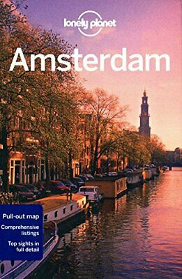 Lonely Planet Amsterdam (Travel Guide) by Chandler Book The Cheap Fast Free Post