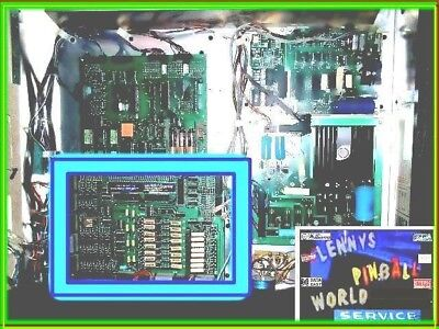 💥Williams PInball Driver Board READY TO INSTALL Solenoid Driverboard 1977 &UP💥