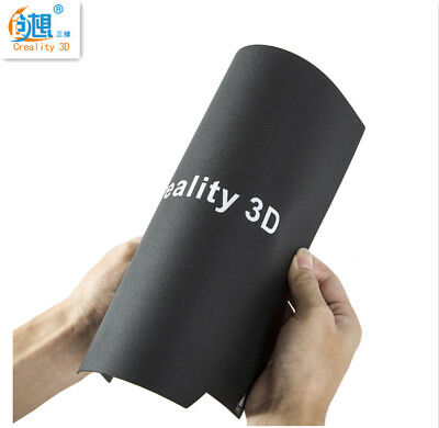 *UK Stock* Creality Ender-3 3D Printer Removable Magnetic Surface Plate Sticker