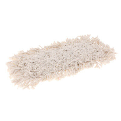Industrial Strength Washable Cotton Dust Mop Refill Replacement Head 40/60cm