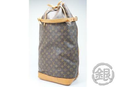 Auth Pre-Owned Louis Vuitton Vintage Monogram Grand Noe Travel Bag No.60 152683