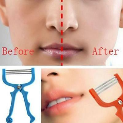 3 Spring Threading Facial Hair Remover Tool Face Beauty Removal Epilator Epicure