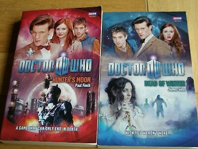 Doctor Who Hunters Moon By Paul Finch 499 Picclick Uk