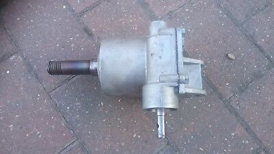 Gearbox For Belle Cement Mixer