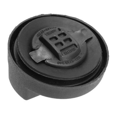 Engine Oil Filler Cap For Genuine Mercedes-Benz NEW Chrome Plated Rubber Ring