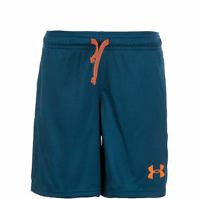 Under Armour HeatGear Prototype Wordmark Trainingsshort Kinder