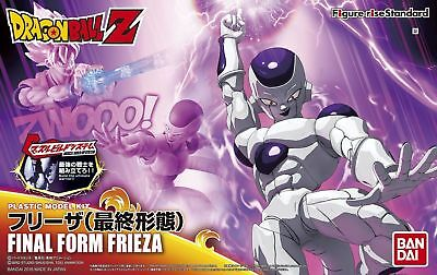 Bandai Figure-Rise Final Form Frieza Dragon Ball Z DBZ Model Kit US Seller USA