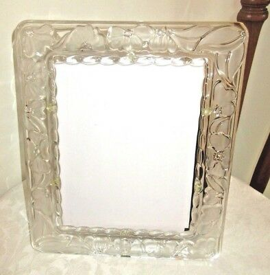 WATERFORD CRYSTAL FRAME backing board 8\