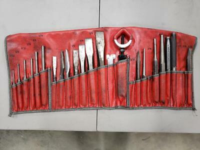 SNAP ON Punch and Chisel Set PPC 260-AK