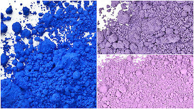 Exquisite Ultramarine Pigments - Powder Glitter Cosmetics Crafts