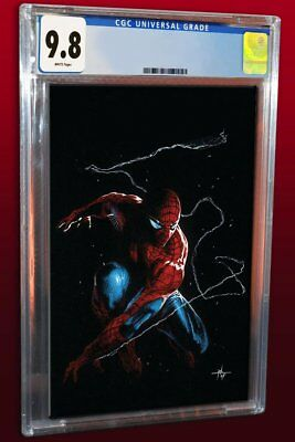 AMAZING SPIDER-MAN #1 Dell 'Otto VIRGIN 9.8 CGC! *ONLY 500 COPIES! ~Now In Stock