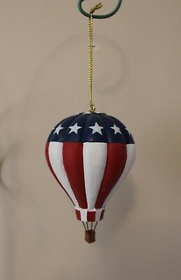 SkyBound Hot Air Balloon Ornament SBX004 ~ Harbour Lights 2003