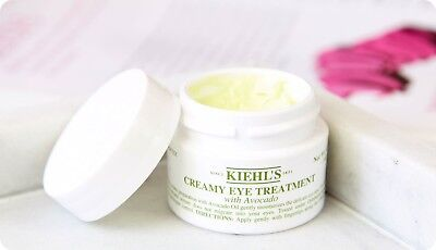 Kiehl's Avocado Creamy Eye Treatment Cream with Avocado 14g 14ml USA Stock