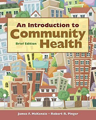 An introduction to community public health 9th edition 8500 an introduction to community health brief edition by james f mckenzie and fandeluxe Images