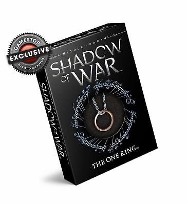 Middle-earth: Shadow of War - The One Ring Replica on 24 Chain Exclusive
