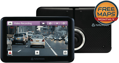 NEW Navman 4205005 Drive Duo 2 GPS With Dash Cam