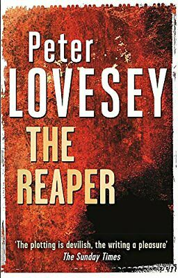 The Reaper by Lovesey, Peter Book The Cheap Fast Free Post