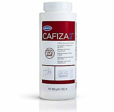 Urnex Cafiza 2 Coffee Equipment Cleaning Powder 900 g FAST & FREE SHIPPING NEW