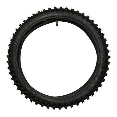 "70/100 - 19"" inch Front Knobby Tyre + Tube PIT PRO BIGFOOT Trail Dirt Bike NEW"