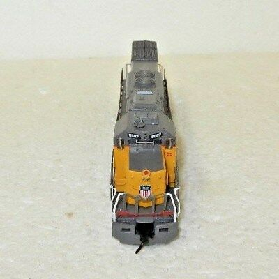 InterMountain N Scale DCC Ready Union Pacific Sd40T-2 Diesel #8687
