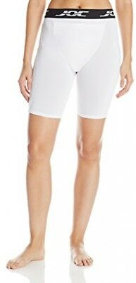 WSI Women's Slider with Protection, White, X-Large