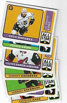 2018-19 OPC O-PEE-CHEE Hockey U Pick RETROS #1-250 COMPLETE YOUR SET
