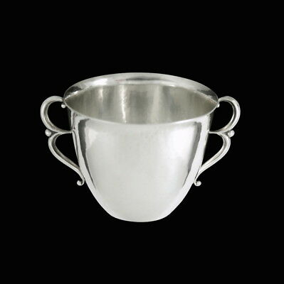Georg Jensen. Sterling Silver Two-handled Cup #373B - Johan Rohde - 1925-32