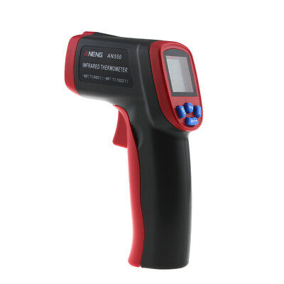 Digital Laser Infrared Temperature Gun Thermometer Thermal Heat Sensor Gauge TR