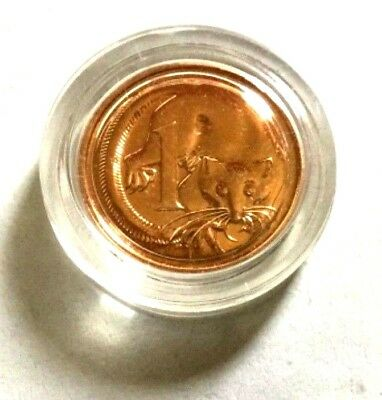 AUSTRALIA 2016 1 CENT UNCIRCULATED In Come The Dollars Specially Polished Dies