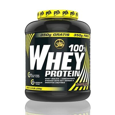 2350g Dose,  30,10 EUR/1Kg All Stars 100% Whey Protein (2350g) Peanut Butter Ch